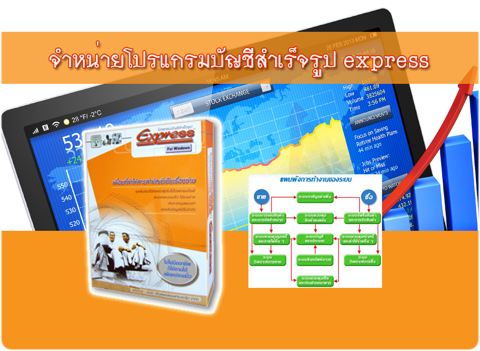Express Account Software